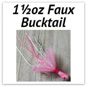 1½oz Faux Bucktail