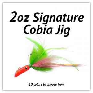 2oz Signature Cobia Jig