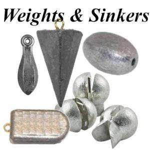 Weights and Sinkers